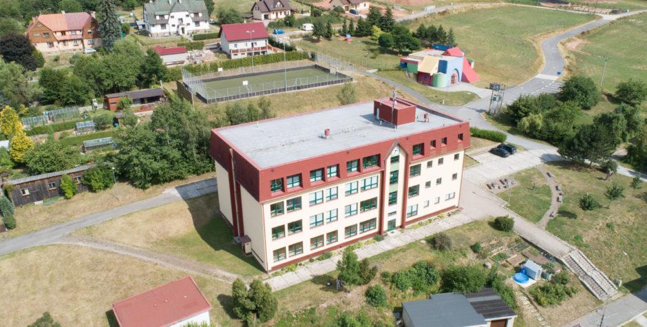Úvodní slovo ředitelky školy