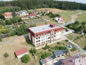 Škola z dronu 2019