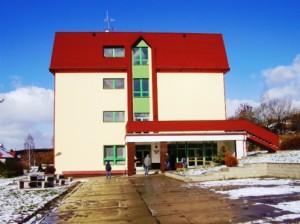 Budovy školy 2011